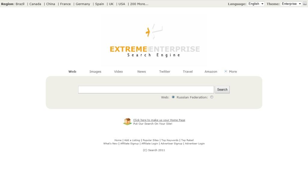 Движок для поискового сайта хостинг для проектов