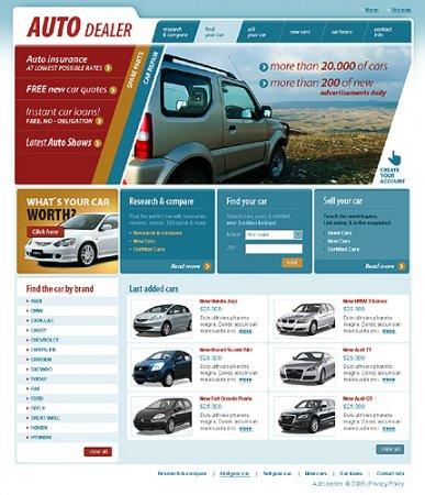 Open Auto Classifieds - скрипт доски объявлений по продаже-покупке  автомобилей 2a1b2b0a14d
